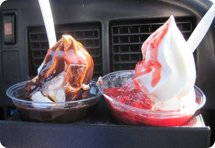 soft icecream